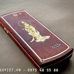 ĐIỆN THOẠI PHILLIPS X5500(m) GOLD