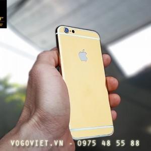 IPHONE 6 MẠ VÀNG 24K