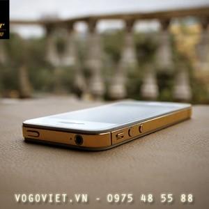 IPHONE4/4S MẠ VÀNG