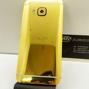 MẠ VÀNG ĐIỆN THOẠI HTC one M9