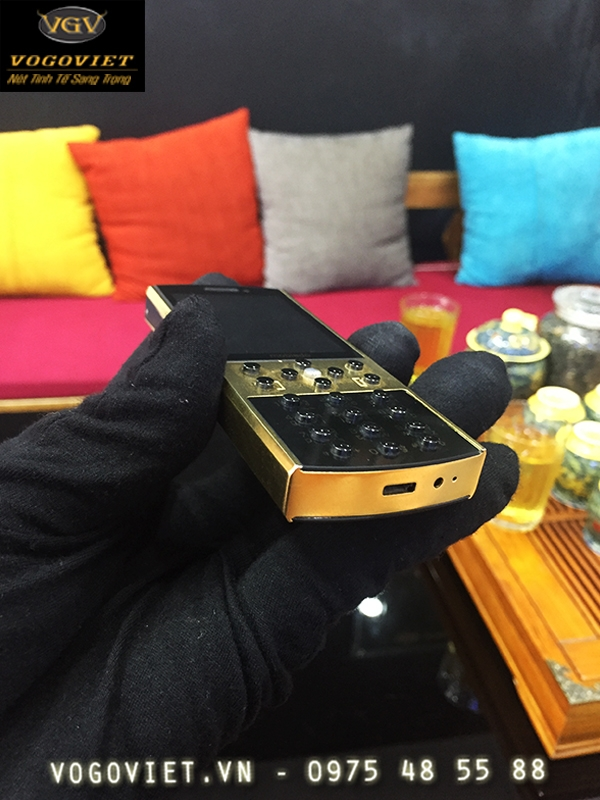 Mobiado 712 Burl Gold