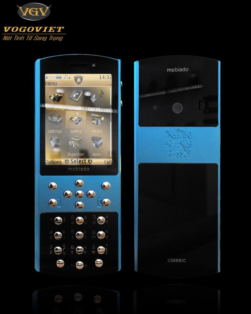Mobiado 712 classic BLUE