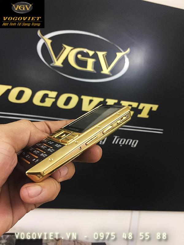 Samsung ego s9402 mạ vàng 18k 24k