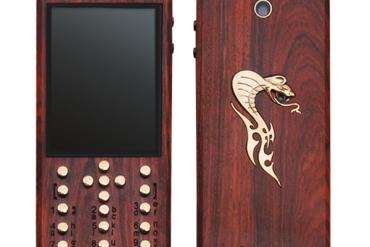 Cam kết đảm bảo tính độc đáo, sang trọng với điện thoại vỏ gỗ