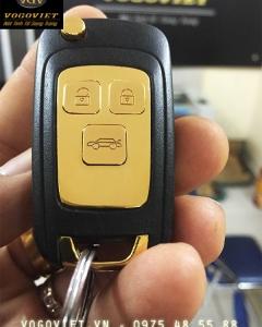 Chế tác nút bấm cho chìa khoá oto