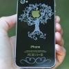 In khắc laser trên Iphone