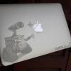In khắc laser trên máy tính Mac