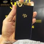 Mạ vàng blackberry keyone