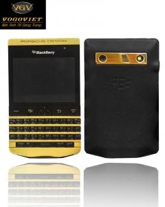 MẠ VÀNG BlackBerry Porsche Design 9981