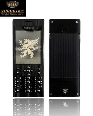 Vỏ điện thoại mobiado PRO3 Black