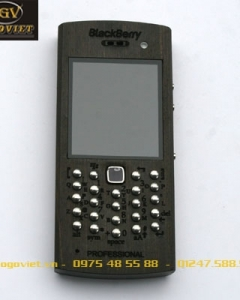 VỎ GỖ ĐIỆN THOẠI BLACKBERRY 9100