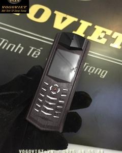 Vỏ gỗ điện thoại C2-00 vertu