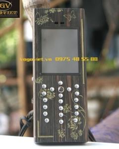 VỎ GỖ ĐIỆN THOẠI LG A290 3 sim