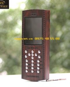 VỎ GỖ ĐIỆN THOẠI NOKIA 6500c