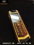 Vỏ gỗ điện thoại vertu signature s