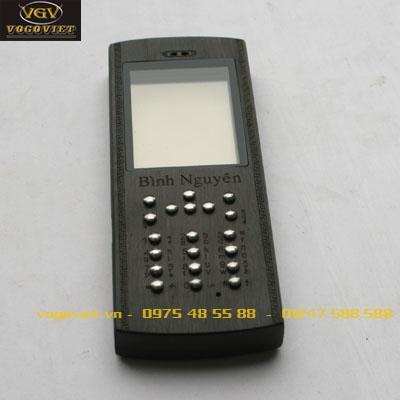 VỎ GỖ ĐIỆN THOẠI Lenovo S 8000