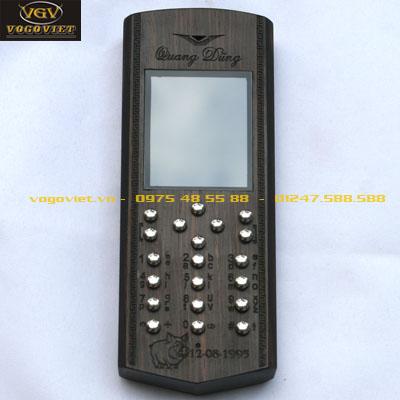 Lựa chọn phong cách riêng với vỏ gỗ điện thoại sành điệu!