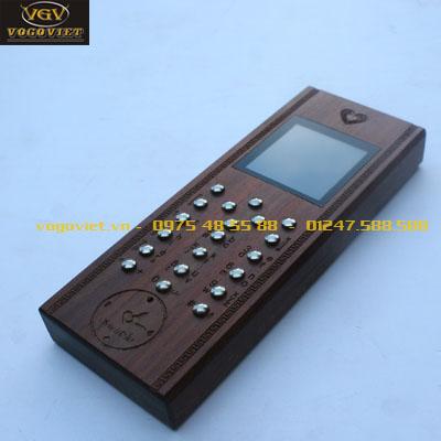 vỏ gỗ điện thoại nokia 105 ảnh 1