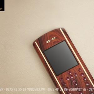 VỎ GỖ ĐIỆN THOẠI NOKIA 515 ( M05)