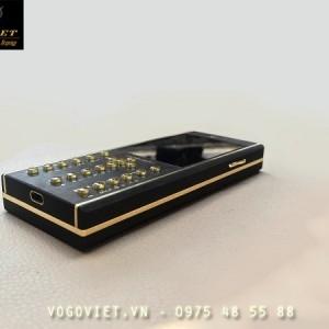 VỎ GỖ ĐIỆN THOẠI PHILIPS X5500 (m4)