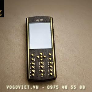 VỎ GỖ ĐIỆN THOẠI PHILLIPS X5500(m2)