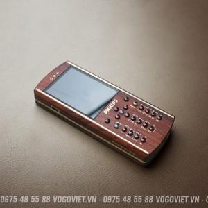 VỎ GỖ PHILIPS X710 (M02)