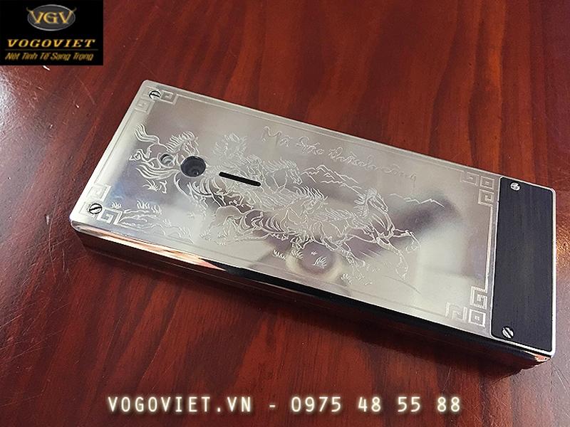 Vỏ kim loại nokia 230 (M01)