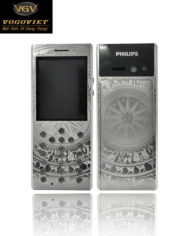 VỎ KIM LOẠI PHILLIP X513